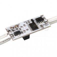 Микродиммер SR-IRIS-IRH-DIM (12-24V, 1x5A, 30x13mm) (Arlight, Открытый)