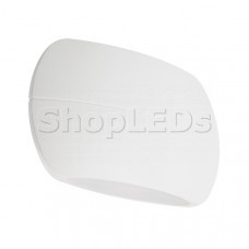 Светильник SP-Wall-140WH-Vase-6W Day White