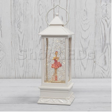 Декоративный светильник «Балерина» с конфетти, USB NEON-NIGHT