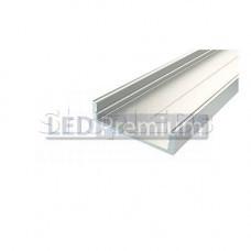 Профиль накладной алюминиевый LP-0728-2 Anod